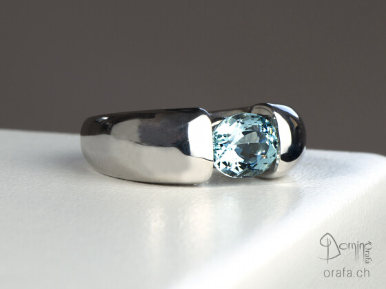 Custom made ring