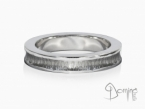Conca rings White gold 18 kt