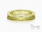 Conca rings Yellow gold 18 kt