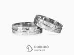 Irregular Conche ring