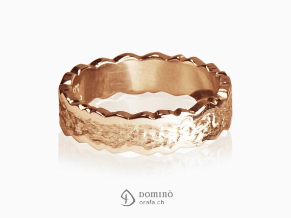 anelli-corteccia-lucido-irregolare-bordo-frastagliato-oro-rosso