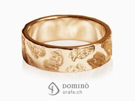 anelli-corteccia-lucido-irregolare-oro-rosso