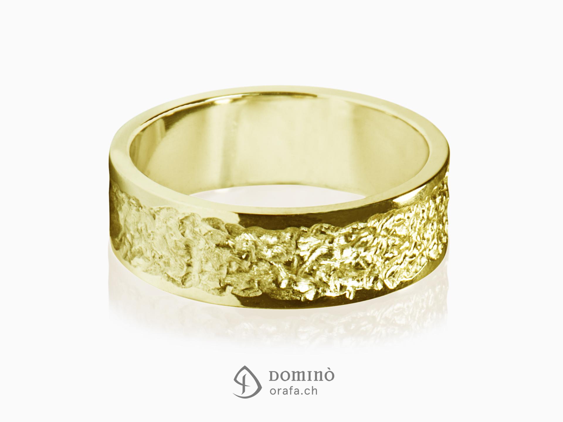anelli-corteccia-lucido-oro-giallo