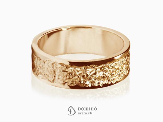 anelli-corteccia-lucido-oro-rosso