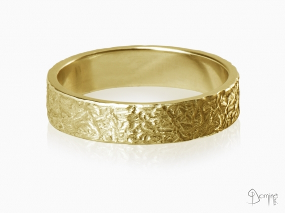 anelli-corteccia-oro-giallo