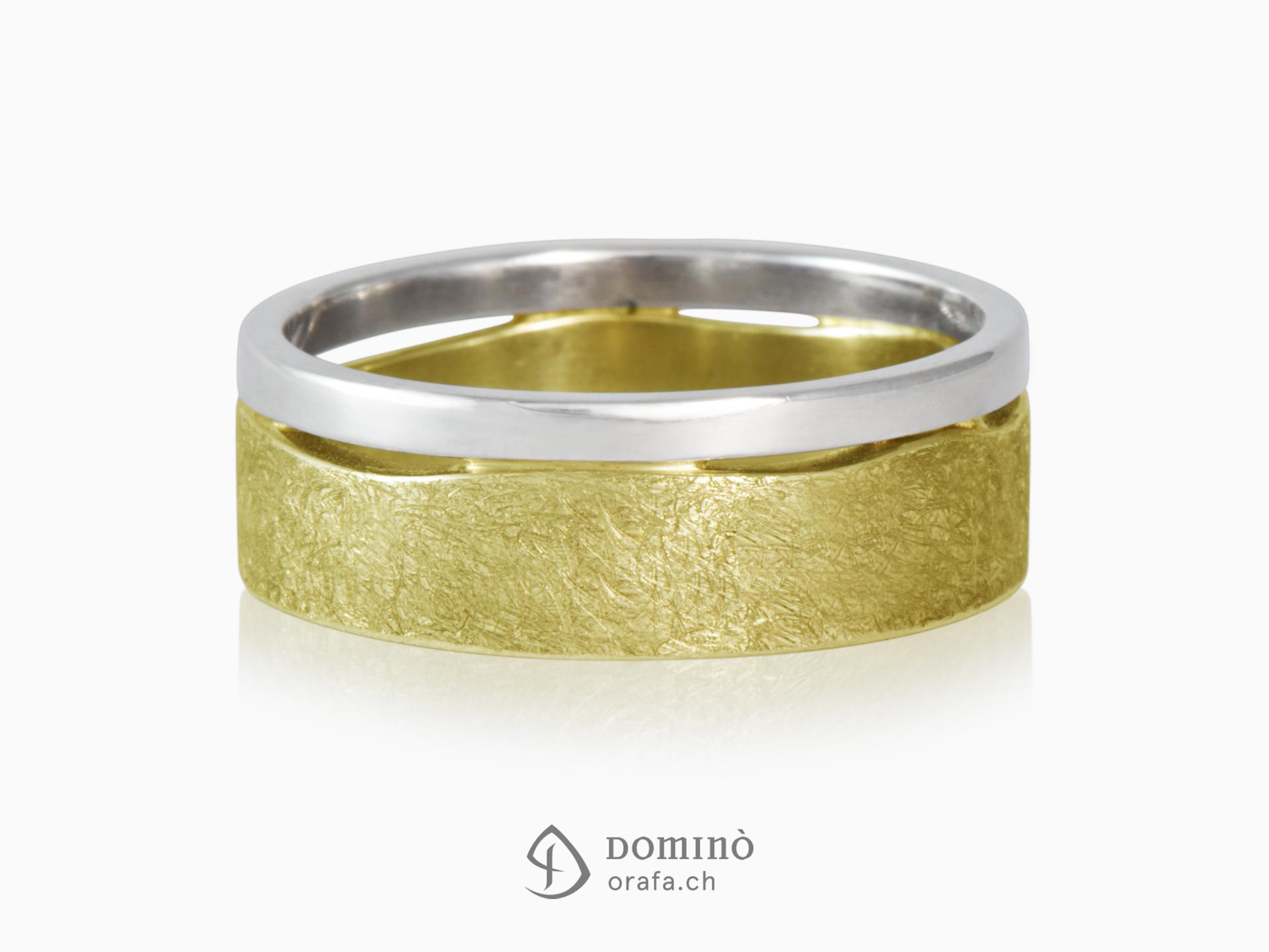 anelli-doppi-onda-lucido-graffiato-bicolore-oro-bianco-giallo
