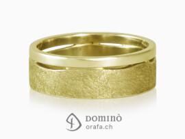anelli-doppi-onda-lucido-graffiato-oro-giallo