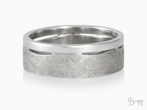 anelli-doppi-onda-lucido-graffiato-oro-bianco