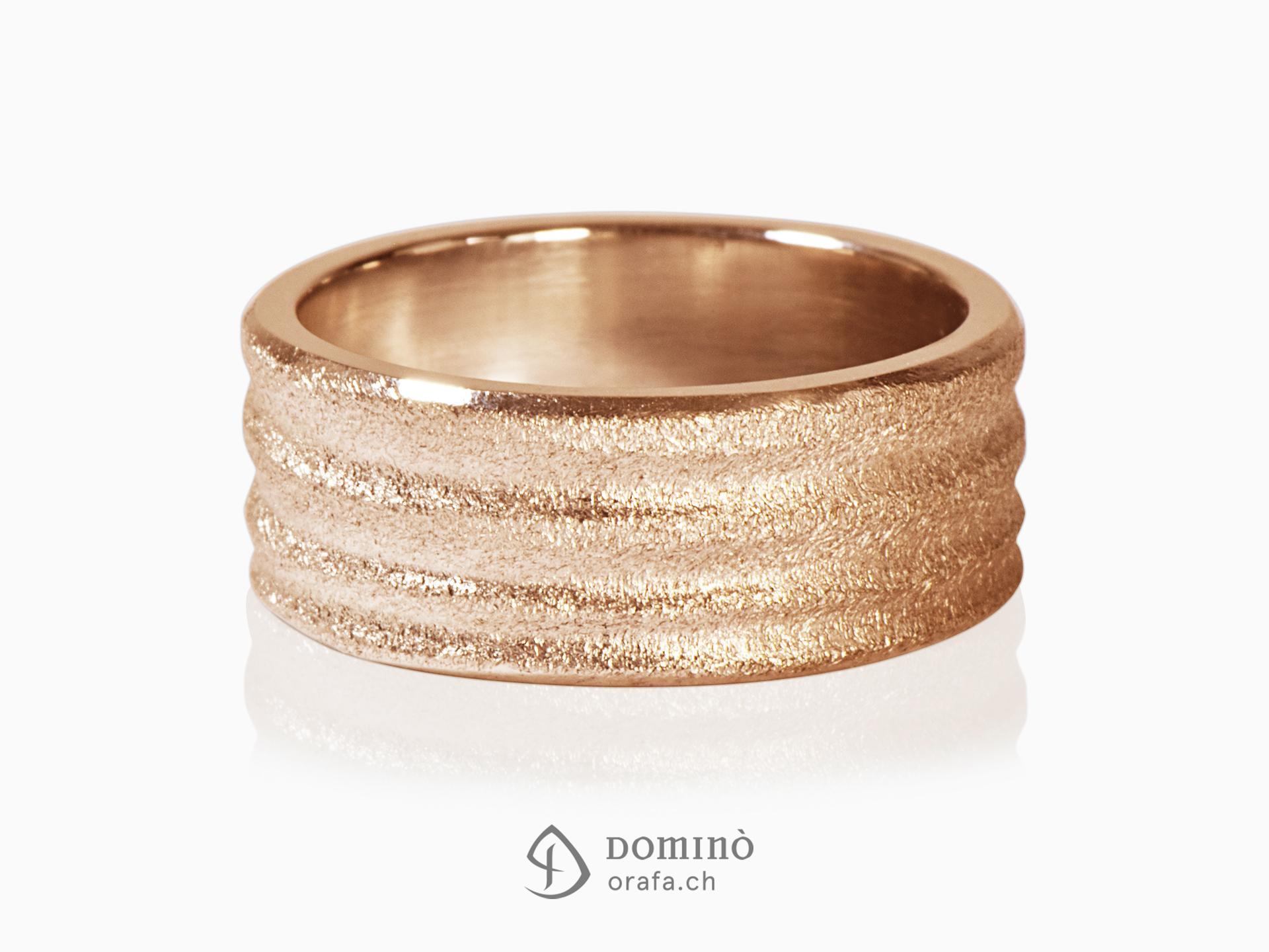 Sandblasted Dune rings