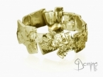 Frammenti rings Yellow gold 18 kt