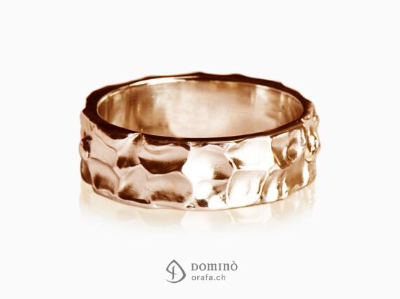 anelli-gocce-grandi-oro-rosso