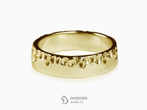 anelli-gocce-lucido-oro-giallo