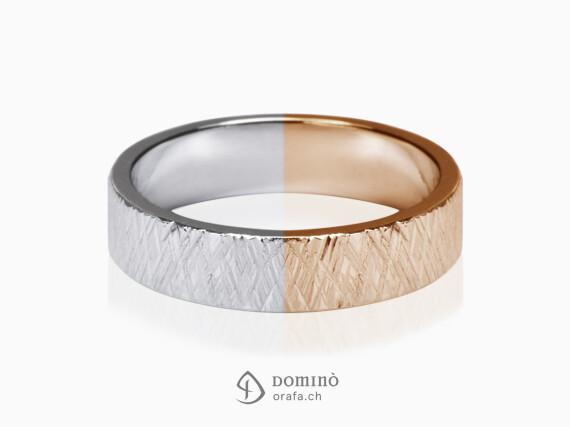 anelli-linee-incrociate-dritte-bicolore-oro-bianco-rosso