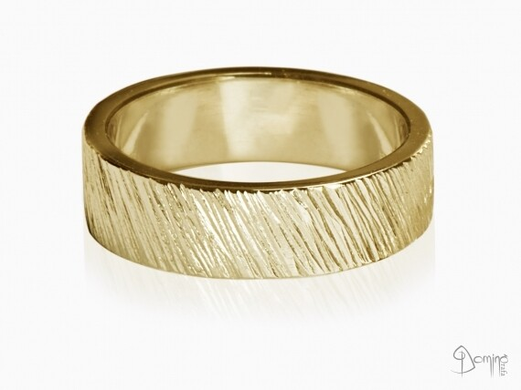 anelli-linee-oblique-oro-giallo