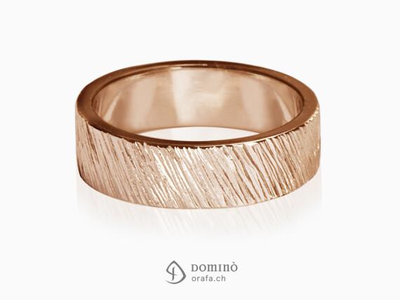 anelli-linee-oblique-oro-rosso