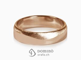 anelli-lucido-satinato-onda-oro-rosso