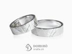 Mosaico rings