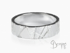 Mosaico rings White gold 18 kt