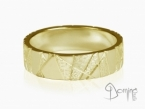 Mosaico rings Yellow gold 18 kt