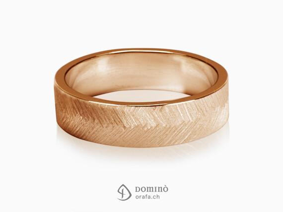 anelli-piuma-oro-rosso