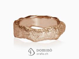 anelli-roccia-sabbiati-oro-rosso