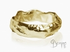Roccia rings Yellow gold 18 kt