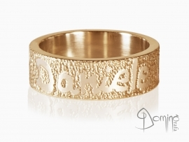 anelli-sabbia-nome-data-oro-rosso