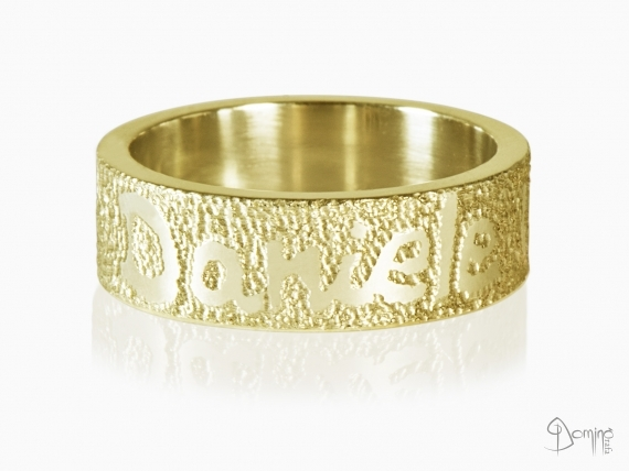 anelli-sabbia-nome-data-oro-giallo
