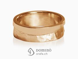 anelli-sentiero-lucido-onda-oro-rosso