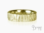 Variant solchi ring Yellow gold 18 kt