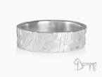 Variant Tasselli ring White gold 18 kt