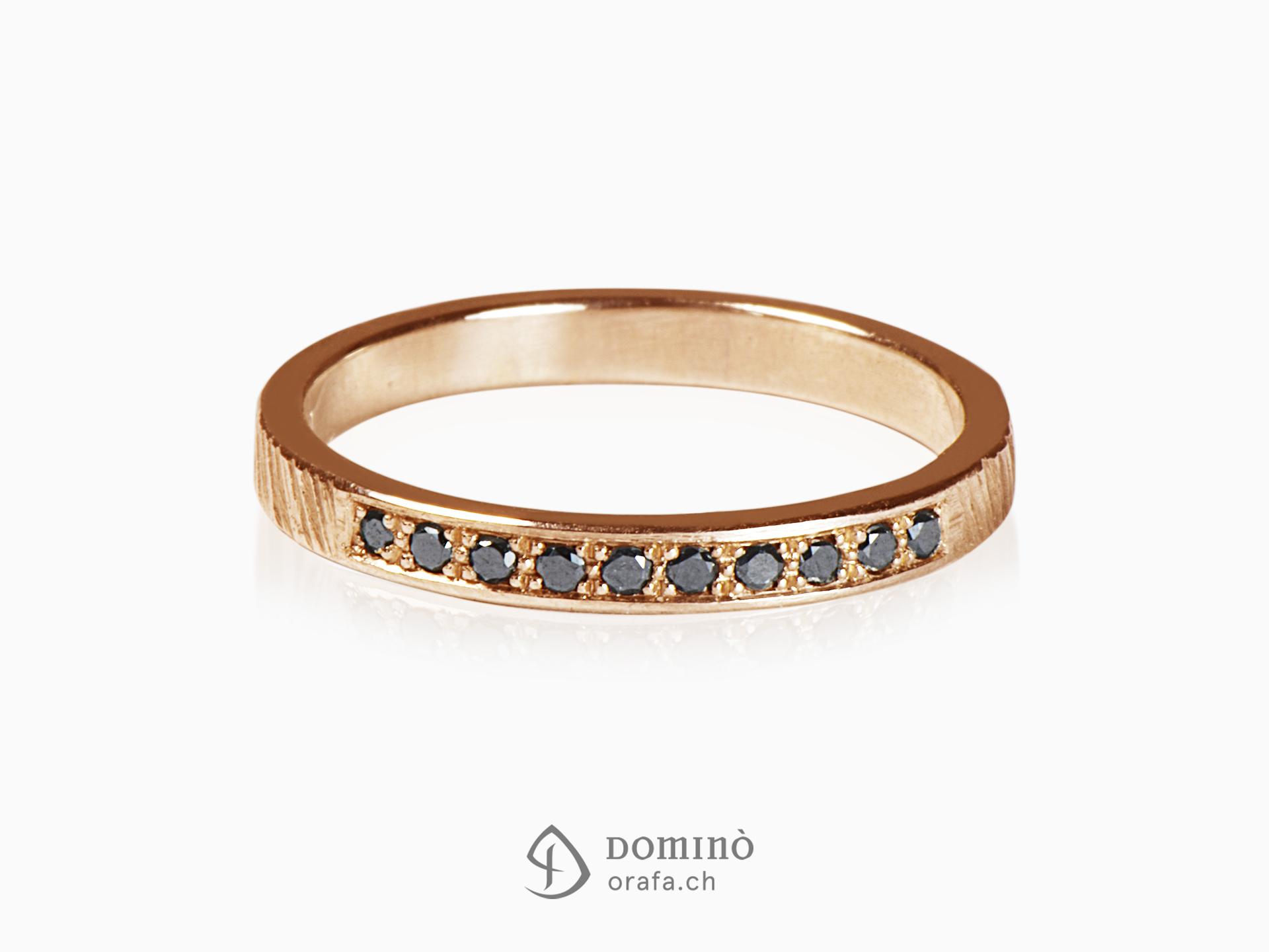 ring with black diamonds