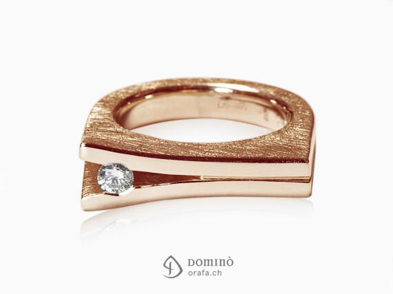 anello-aperto-diamante-oro-rosso
