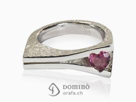 anello-aperto-tormalina-rosa-cuore-argento