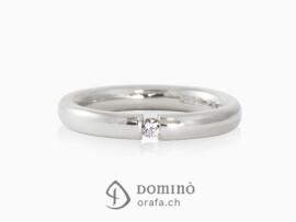 anello-bombato-lucido-diamante-brillante-0.06ct-oro-bianco