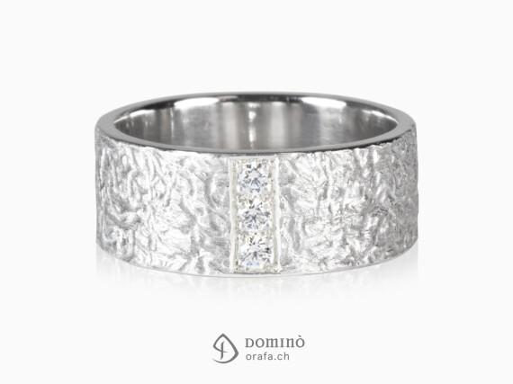 anello-corteccia-3-diamanti-pave-oro-bianco