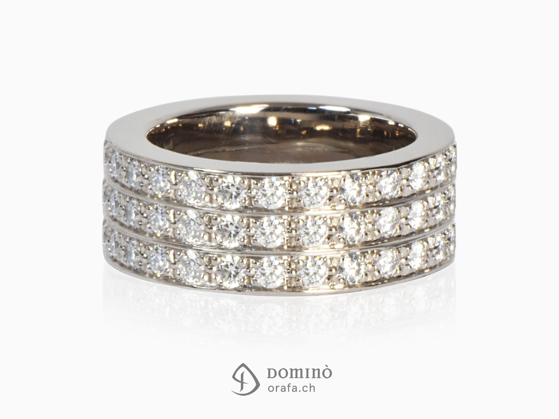 anello-diamanti-incolore-3-file-oro-bianco