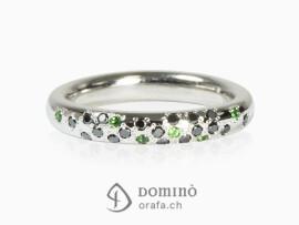 anello-diamanti-neri-tsavoriti-oro-bianco