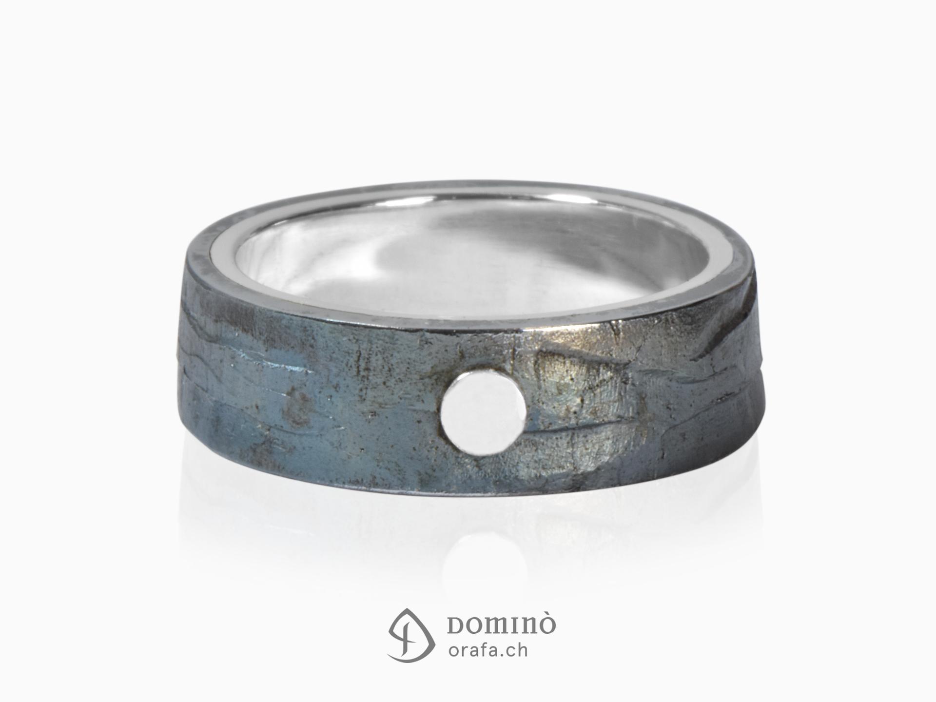 Precious Iron ring