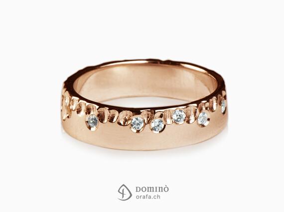 anello-gocce-lucido-diamanti-sparsi-oro-rosso