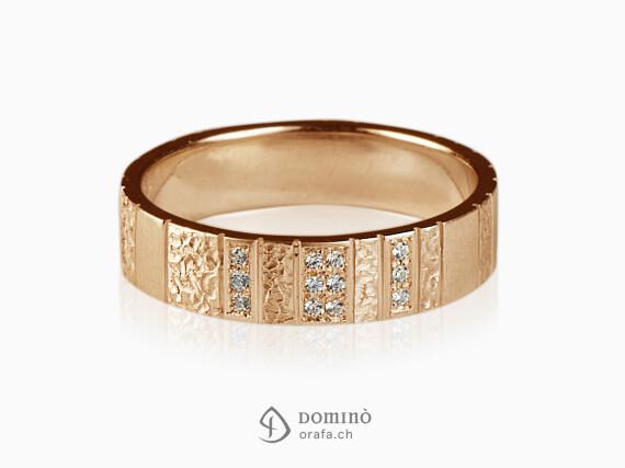 anello-lavorazione-verticale-diamanti-oro-rosso