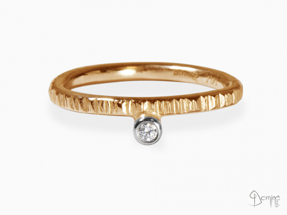 anello-linee-diamante-0.03ct-oro-bianco-rosso