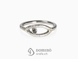 anello-linee-diamante-nero-oro-bianco