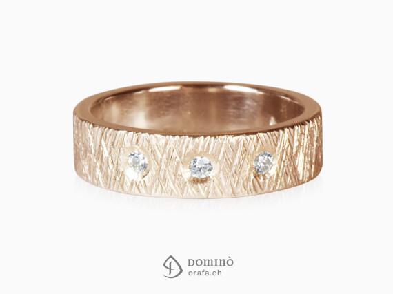 anello-linee-incrociate-3-diamanti-oro-rosso
