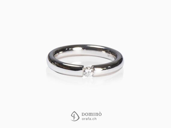 anello-lucido-diamante-0,1ct-oro-bianco