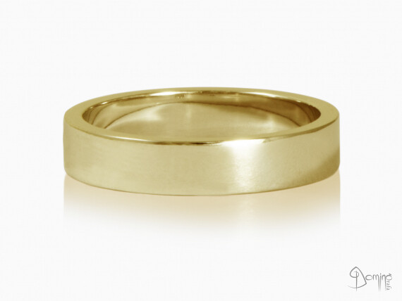 anello-lucido-rettangolare-oro-giallo