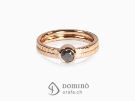 anello-oro-doppio-gambo-diamante-nero-oro-rosso