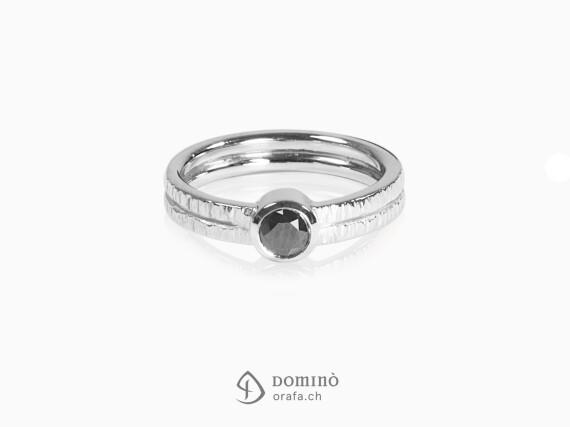 anello-oro-doppio-gambo-diamante-nero-oro-bianco