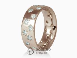 anello-pioggia-23-diamanti-giro-oro-rosso
