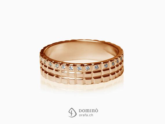 anello-quadrato-diamanti-oro-rosso
